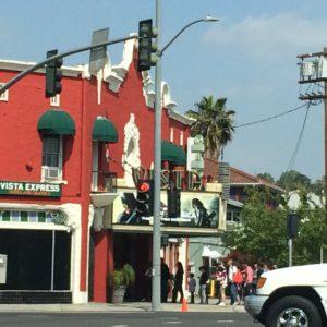 Vista Theater - Hollywood, California