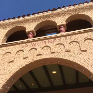 Aztec Theater - Albany, Texas