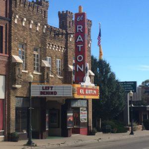 El Raton Theater - Raton, New Mexico