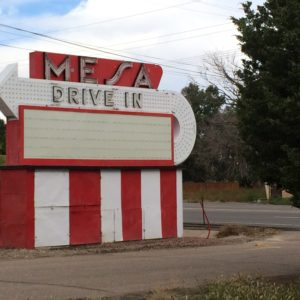 Mesa Drive In - Pueblo, Colorado