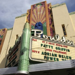 Boulder Theater - Boulder, Colorado