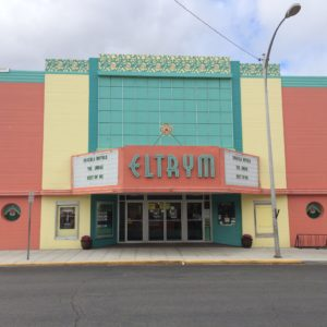 Eltrym Theater - Baker City, Oregon