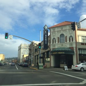 Liberty Theater - Astoria, Oregon