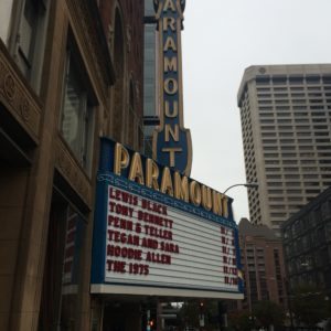 Paramount Theater - Seattle, Washington