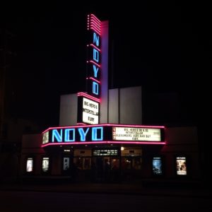 Noyo Theater - Willits, California