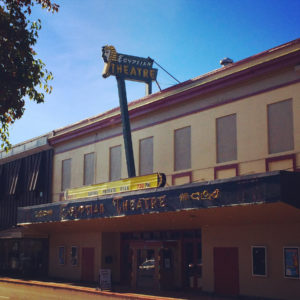 Egyptian Theater - Coos Bay, Oregon