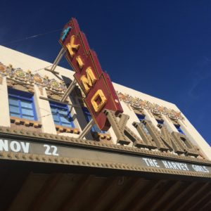 KiMo Theater - Albuquerque, New Mexico