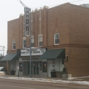 The Prairie Theatre - Ogallala, Nebraska