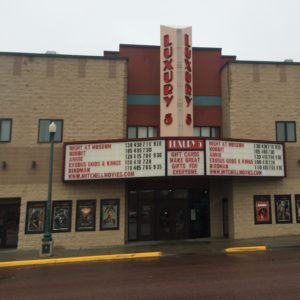 Luxury 5 Theatre - Mitchell, South Dakota