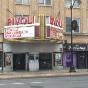 Rivoli Theatre - LaCrosse, Wisconsin