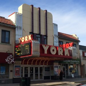 York Theatre - Elmhurst, Illinois
