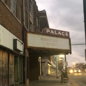 Palace Theater - Gary, Indiana