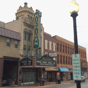 Michigan Theater - Jackson, Michigan