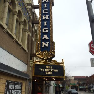 Michigan Theater - Ann Arbor, Michigan