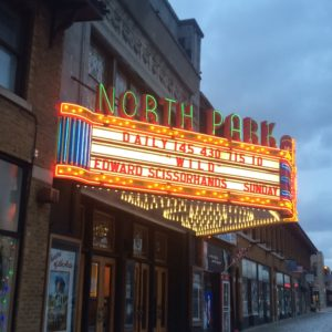 North Park Theater - Buffalo, New York