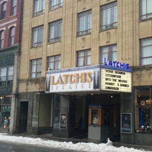 Latchis Theater - Brattleboro, Vermont