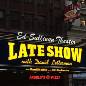 Ed Sullivan Theater - New York, New York