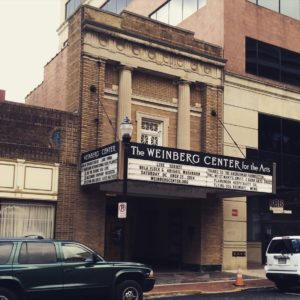 The Weinberg Centre - Frederick, Maryland