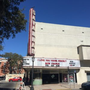 Lucas Theater - Savannah, Georgia