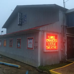Little Theatre - Lake Charles, Louisiana