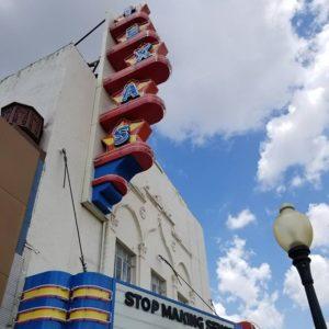 Texas Theatre exterior